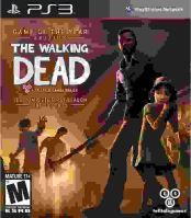 PS3 The Walking Dead Game of the Year Edition (Nová)
