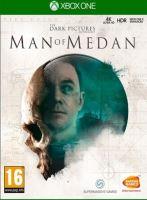 Xbox One The Dark Pictures Anthology: Man of Medan (nová)