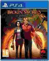 PS4 Broken Sword 5: The Serpent'Curse