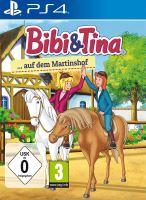 PS4 Bibi & Tina ... at the Horse Farm (nová)
