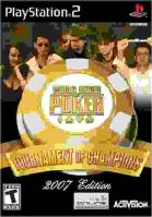 PS2 World Series Of Poker Tournament Of Champions 2007