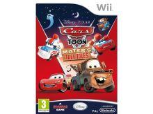 Nintendo Wii Disney Cars Toon: Mater's Tall Tales