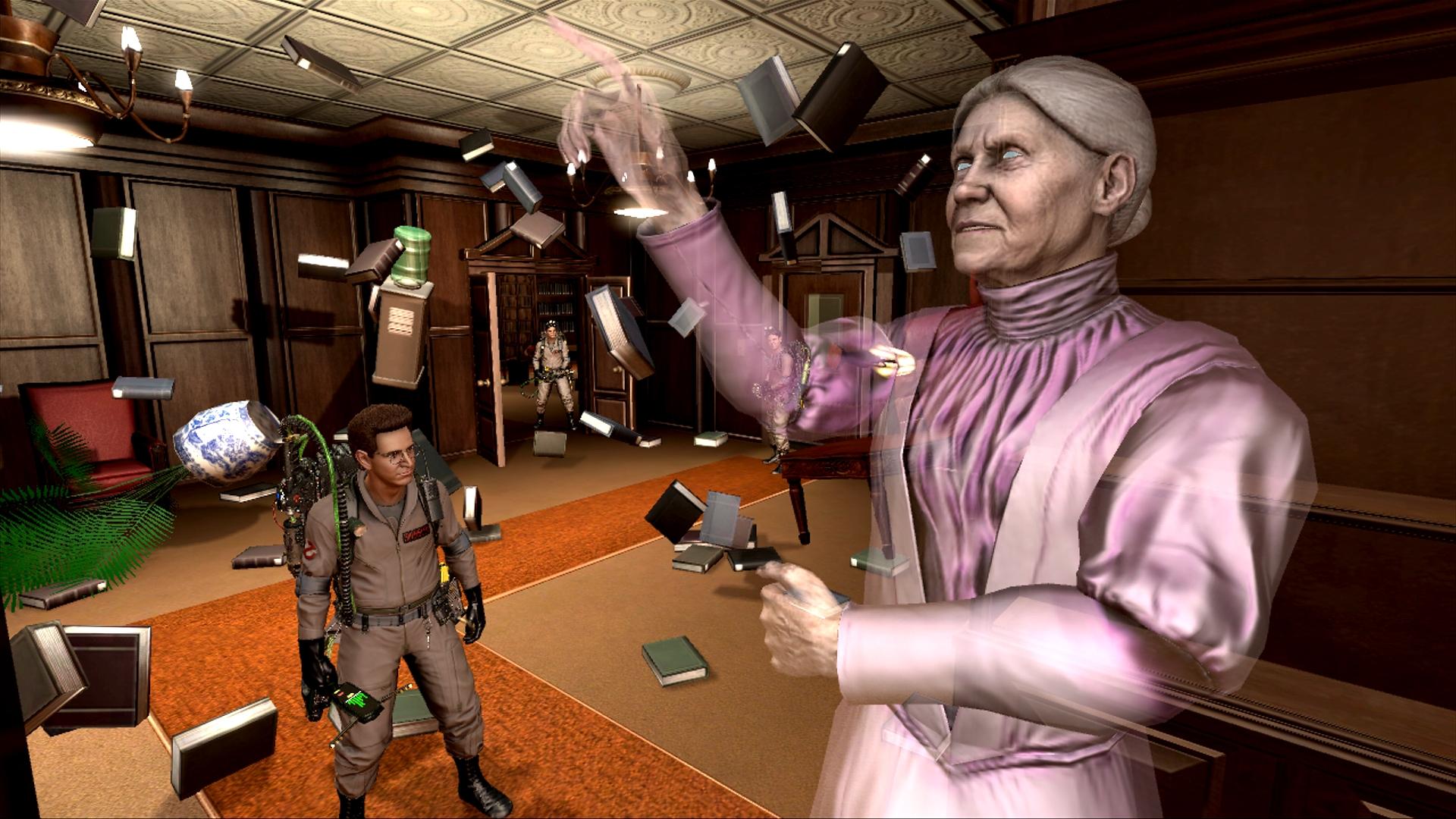 Xbox 360 Krotitelia Duchov - Ghostbusters The Video Game