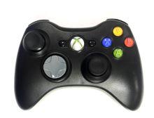 [Xbox 360] Bezdrôtový Ovládač Microsoft - černošedý (rôzne estetické vady)