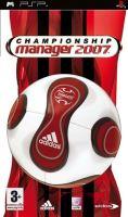 PSP Championship Manager 2007 (bez obalu)
