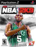 PS2 NBA 2K9 2009