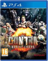 PS4 Contra: Rogue Corps (nová)