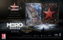 PS4 Metro: Exodus - Aurora Limited Edition (CZ) (nová)