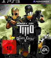 PS3 Army Of Two - The Devils Cartel (nová)