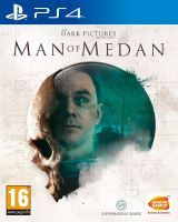 PS4 The Dark Pictures Anthology: Man of Medan