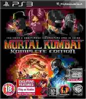 PS3 Mortal Kombat Komplete Edition (nová)