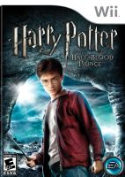 Nintendo Wii Harry Potter A Polovičný Princ (Harry Potter And The Half-Blood Prince)