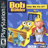 PSX PS1 Bob the Builder, Bořek Stavitel