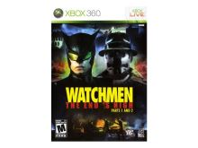 Xbox 360 Watchmen The End is Nigh Parts 1 And 2