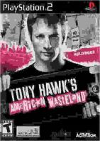 PS2 Tony Hawks American Wasteland (DE)