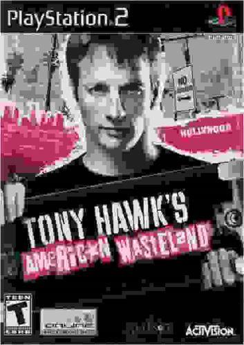 PS2 Tony Hawks American Wasteland (DE)