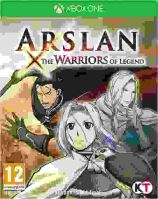 Xbox One Arslan The Warriors of Legend (nová)