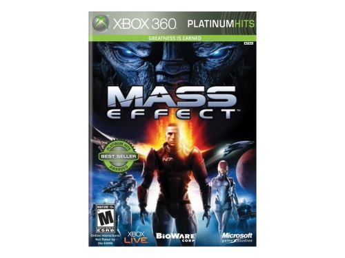 Xbox 360 Mass Effect
