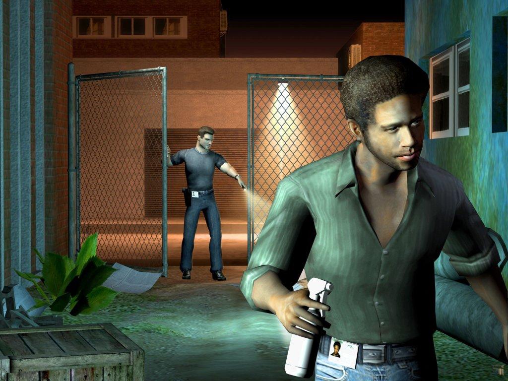 PS2 CSI: 3 Dimensions Of Murder