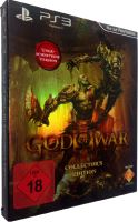 PS3 God Of War 3 - Special Edition