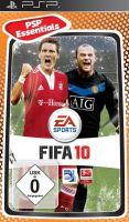 PSP FIFA 10 2010 (DE)
