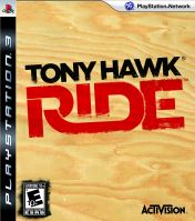 PS3 Tony Hawk: Ride (iba hra)