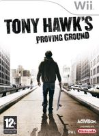 Nintendo Wii Tony Hawks Proving Ground
