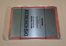Výveska - Metal Poster Dishonored 2