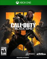Xbox One Call Of Duty Black Ops 4 (nová)