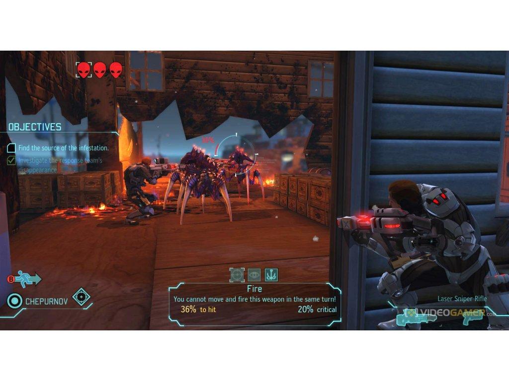 PS3 XCOM: Enemy Within