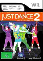 Nintendo Wii Just Dance 2