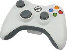 [Xbox 360] Bezdrôtový Ovládač - biely (nový)