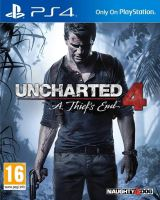 PS4 Uncharted 4: A Thief's End (CZ)