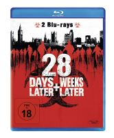 Blu-Ray Film 28 Days Later + 28 Weeks Later