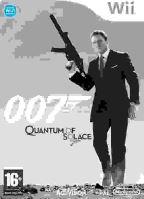 Nintendo Wii James Bond 007 Quantum of Solace