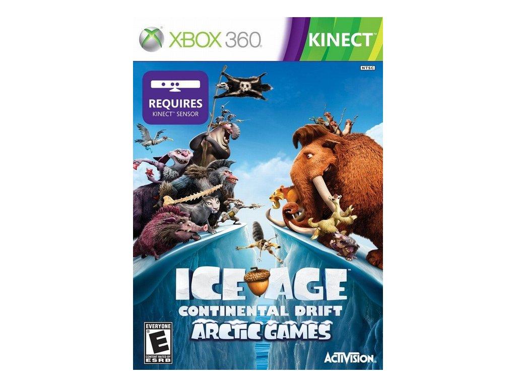 Xbox 360 Doba Ľadová 4 Krajina V Pohybu, Ice Age 4