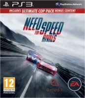 PS3 NFS Need For Speed Rivals