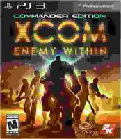 PS3 XCOM: Enemy Within
