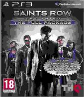 PS3 Saints Row The Third - The Full Package