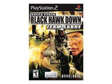PS2 Delta Force Black Hawk Down Team Sabre