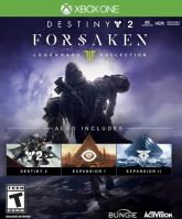 Xbox One Destiny 2 Forsaken Legendary Collection (nová)