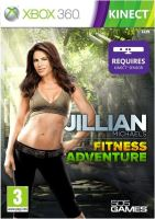 Xbox 360 Jillian Michaels Fitness Adventure