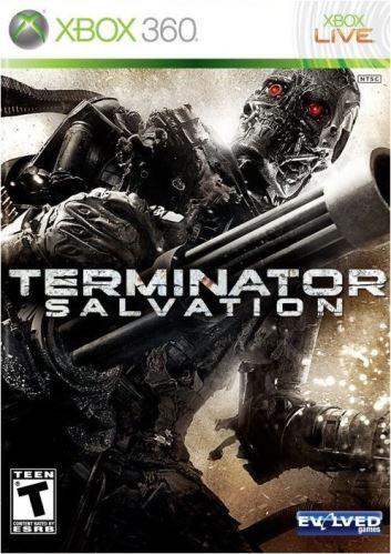 Xbox 360 Terminator: Salvation