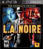 PS3 LA Noire The Complete Edition (Nová)