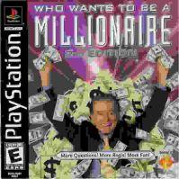 PSX PS1 Kto chce byť milionárom 2. Edícia (2157)