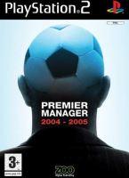 PS2 Premier Manager 2004-05