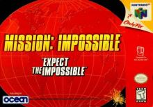 Nintendo 64 Mission Impossible