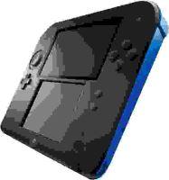 Nintendo 2DS čiernomodrej (bez stylusu, estetická vada)