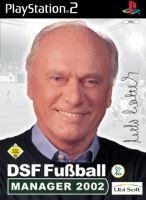 PS2 DSF Fussball Manager 2002 (DE)