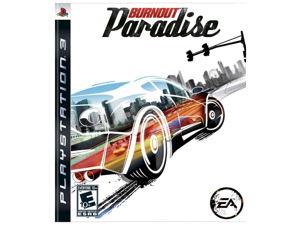 PS3 Burnout Paradise (DE)